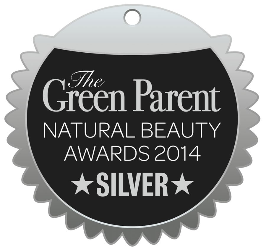 Angela Langford Skincare awarded SILVER in the 2014 Natural Beauty Awards