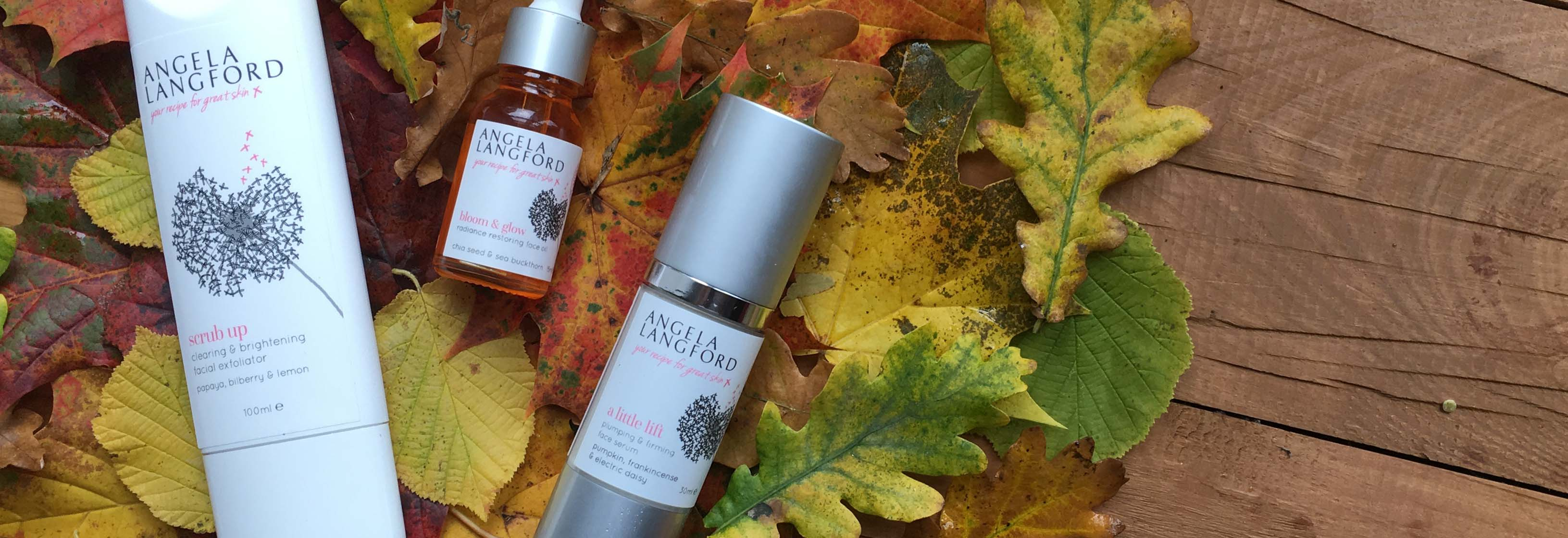 top tips for replenished skin this autumn with angela langford skincare
