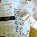 order your free skincare sample tasters from Angela Langford Skincare