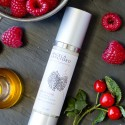 thirsty work with raspberry, rose hip and Q10 by Angela Langford Skincare