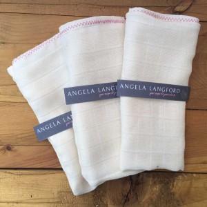 organic muslin cloths
