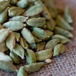 Natural skincare products with cardamom - Angela Langford Skincare