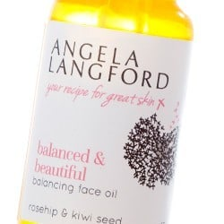 Natural Skincare Products for Combination Skin | Organic Skincare for Combination Skin | Angela Langford Skincare