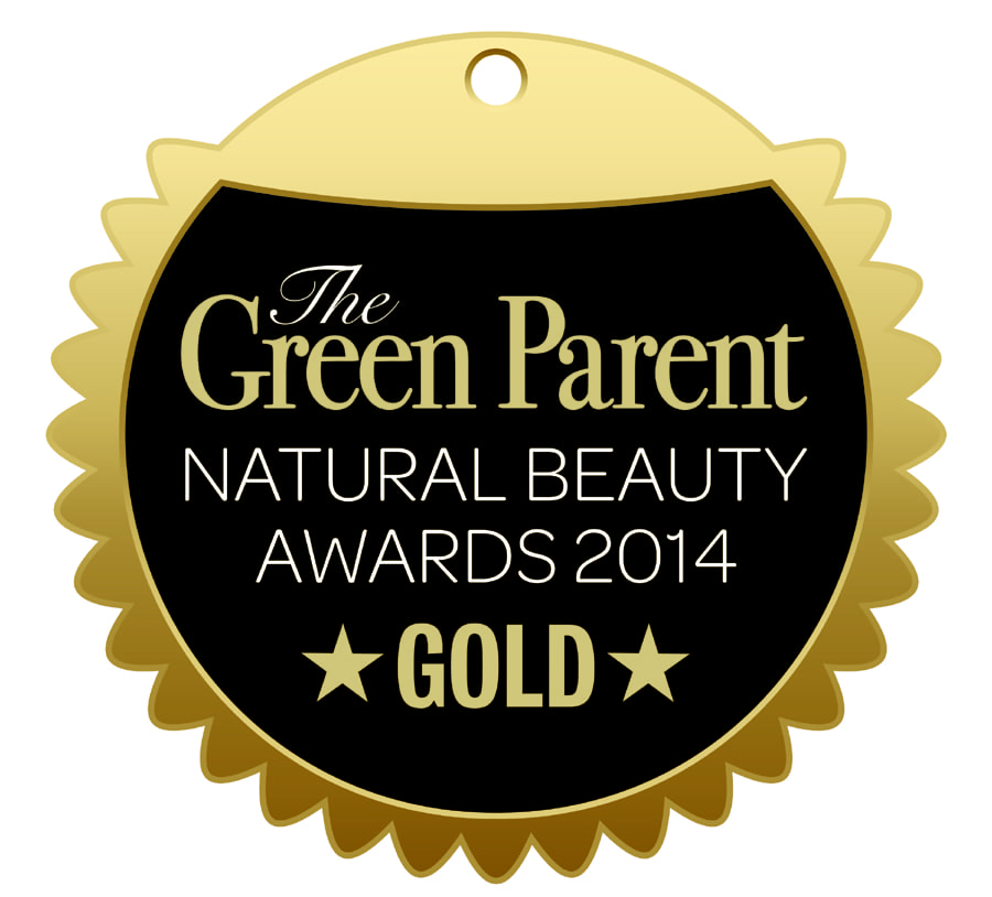 Angela Langford Skincare awarded GOLD in the 2014 Natural Beauty Awards
