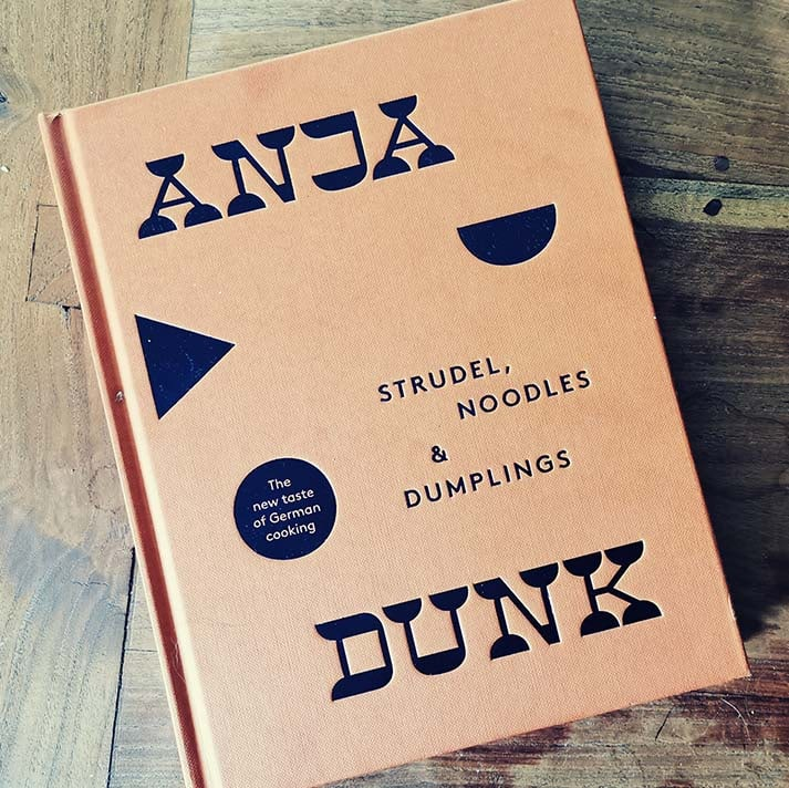 Anja Dunk cookbook review by Angela Langford Skincare