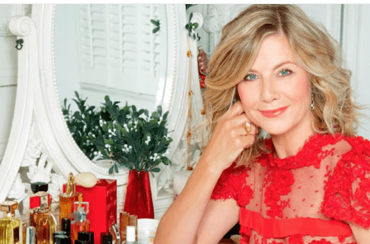 Glynis Barber recommends Angela Langford natural skincare