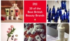 feb 2017 - make it british lists Angela Langford in their top 20 beauty brands